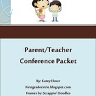 Parent Teacher Conference Packet