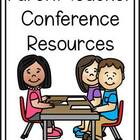Parent Teacher Conference Resource Pack