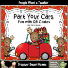 Park Your Cars Fun with QR Codes (First 100 Fry Words)