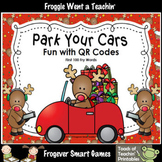 Literacy Center--Park Your Cars Fun with QR Codes (First 1