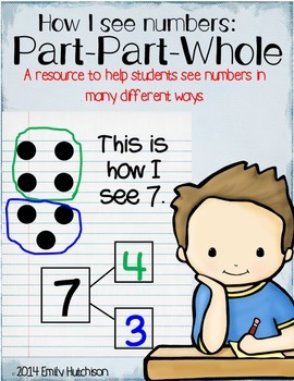http://www.teacherspayteachers.com/Product/Part-Part-Whole-How-I-See-Numbers-1490760