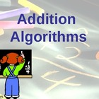 Partial Sums Algorithm Tutorial PowerPoint