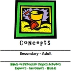 Particular Concepts Secondary Workbook (STEM Modules)