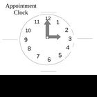 Partner Appointment Clock