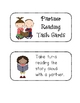 Partner Reading Task Cards