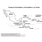 Partner maps Spanish speaking countries of Latin America