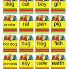 Parts of Speech Word Sort & Sentence Building Activity