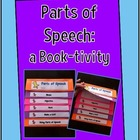 Parts of Speech: a Book-tivity
