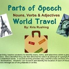 Parts of Speech (nouns, verbs, adjectives)