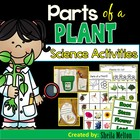 Parts of a Plant ~ Root, Stem, Flower or Leaf? {Science Pi