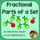 Parts of a Set (Fractions) - Common Core 3rd Grade 3.NF.1