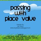Passing With Place Value