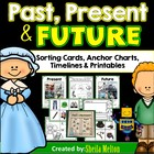 Past and Present (and Future) {Real Pictures for Sorting,