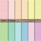 Pastel Chevron Papers for Backgrounds, Wallpapers, Bulleti