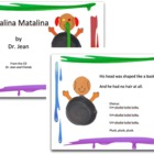 Patalina Matalina Printables, Power Point - Dr. Jean