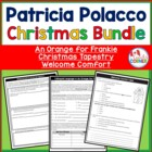 Patricia Polacco Christmas Literature Bundle