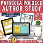 Patricia Polacco Guided Reading Author Study
