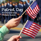 Patriot Day printable book for primary grades September 11
