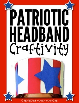 Patriotic Headband Craftivity