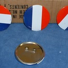 Patriotic Name Badges/Buttons -- Great for Student Council