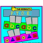 Patrones (Pattern Flip Books in Spanish)