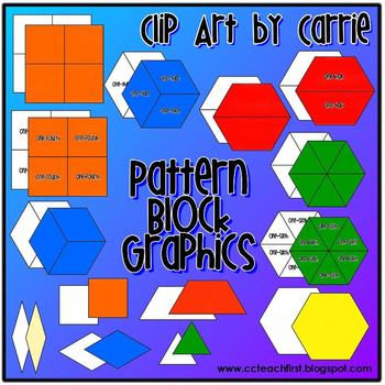 Pattern Block Graphics Combo