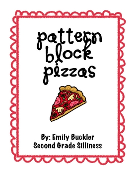 Pattern Block Pizzas