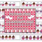 Pattern Play For Valentine's Day