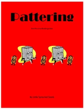 Patterning and Sequencing worksheets
