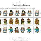 Patterns - Thanksgiving