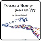 Patterns of Heredity PowerPoint and Fill-in Notes