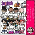 Patti's science kidlettes bundle by melonheadz