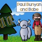 Paul Bunyan and Babe the Blue Ox (Tall Tales)