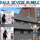 Paul Revere Activities Mega Pack