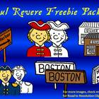 Paul Revere/Boston Clipart Pack-10 images!