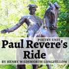 """Paul Revere's Ride"" by Longfellow Activity Pack"