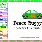 Peace Buggy Behavior Clip Chart