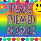 Peace Themed Boggle