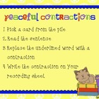 Peaceful Contractions