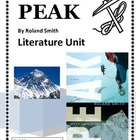"""Peak"", by Roland Smith, A Complete 89 Page Literature Unit!"