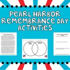 Pearl Harbor Remembrance Day Activities (December 7)