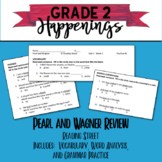 Pearl and Wagner Reading Street Skills Practice Pages
