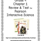 Pearson Interactive Science Series for 4th Grade - Chapter