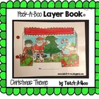 Peek-A-Boo Layer Book: Christmas Theme