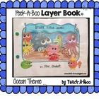 Peek-A-Boo Layer Book: Ocean Theme