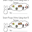 Peeps: Writing with the 5 Senses