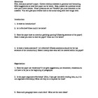 Peer Review/ Peer Editing Worksheet