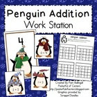 Penguin Addition Work Station