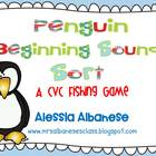 Penguin Beginning Sounds Game