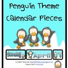 Penguin Calendar Pieces